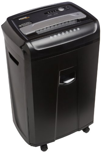 AmazonBasics 24 Sheet Cross Cut Shredder Pullout