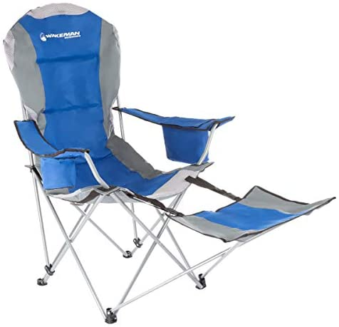 Wakeman Outdoors Camp Chair Footrest 300lb product image