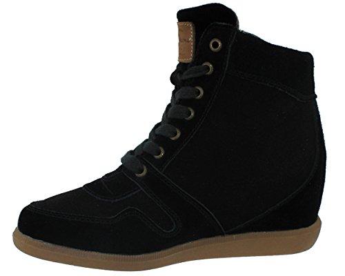 UK Noir Femme 5 999 Chaussure Jeans 41 Frange Bottine Pepe 7 EU BwzyqIYY