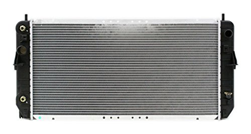 - Radiator - Pacific Best Inc For/Fit 2513 01-04 Cadillac Seville SLS/STS PTAC 1 Row