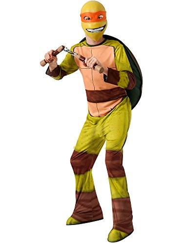 Teenage Mutant Ninja Turtles Michelangelo Costume, Small -