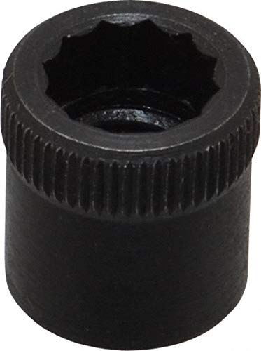 5/16-24'' Thread Uncoated Steel Allen Nut pack of 100