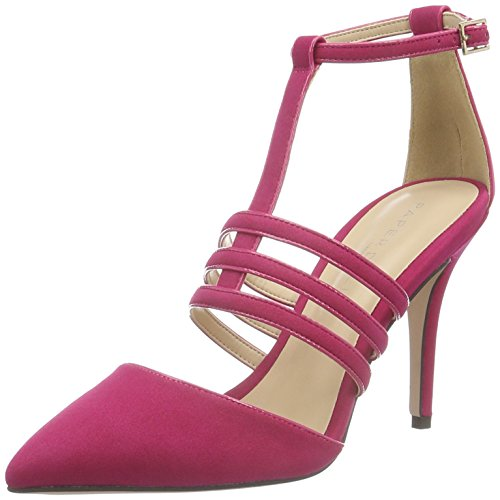 Paper Dolls Bess - Tacones Mujer Rosa