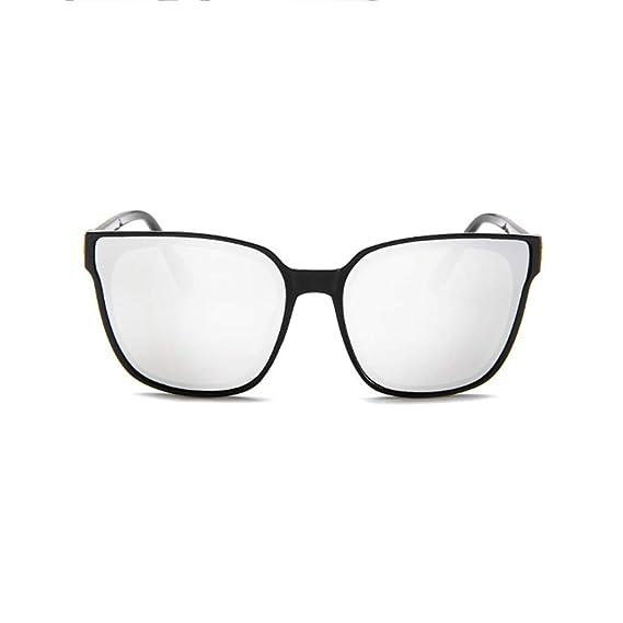 0043316a9b Gafas de Sol Retro Polarizadas Lente Reflexivo Espejo Anteojos Hombre Mujer  Holatee: Amazon.es: Ropa y accesorios