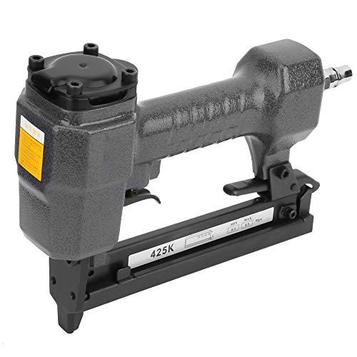 Asixx 425KB Air Nail Gun Air Tool Kit Air Nailer Stapler Pneumatic Trim NailerToolfor Woodworking