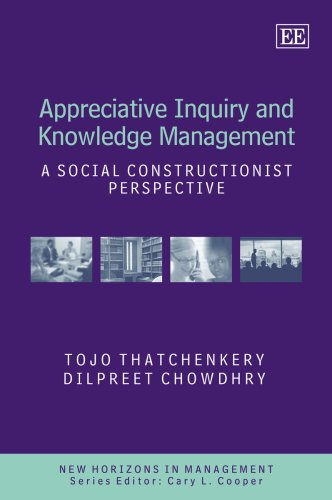 appreciative inquiry and knowledge management a social