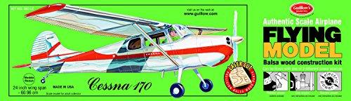 Guillow's Cessna 170 Laser Cut Model Kit
