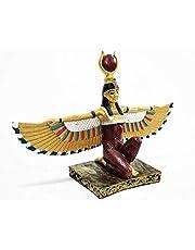 تمثال فرعوني الملكة ايزيس ذات الأجنحة مقاس وسط 18 سم
