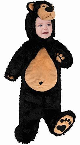 Princess Paradise Bear Cub Costume, 0 to 3 Months