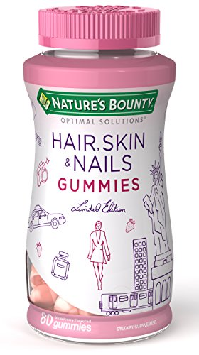 Natures Bounty Optimal Solutions Gummies