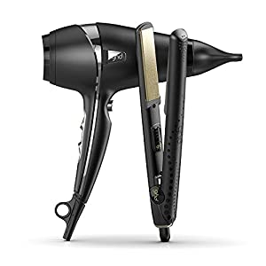 ghd V Gold Classic Styler and Air Hairdryer Bundle