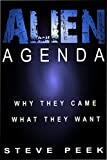 ALIEN AGENDA:  Why they came, Why they stayed: Science Fiction Thriller Suspenseful Novel