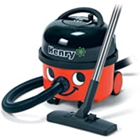 Numatic HVR200A Henry Bagged Canister Vacuum Cleaner (Red)
