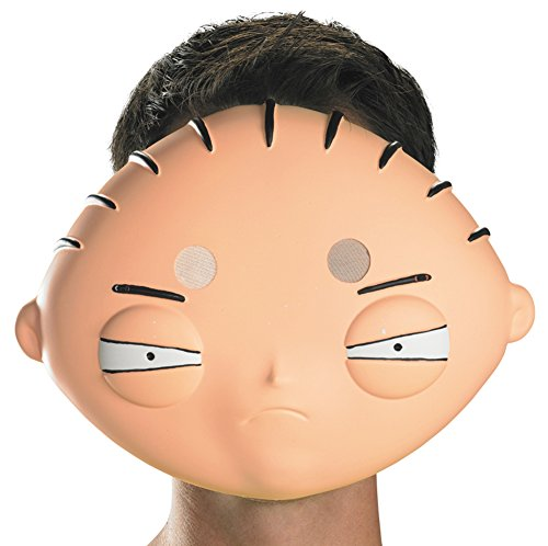 Disguise Costumes Stewie Vacuform Mask, Adult