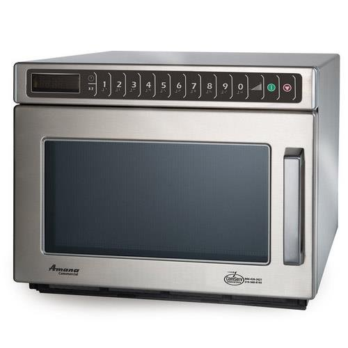 Amana Commercial HDC12A2 Heavy-Duty Microwave Oven, (Amana Commercial Microwave Parts)