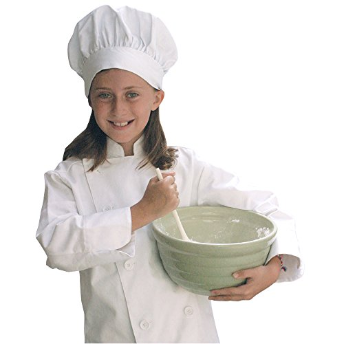 Sassafras the Little Cook Chef's Jacket and Hat For Kids