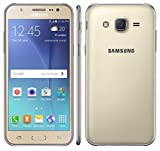 Samsung Galaxy J7 SM- J700H/DS GSM Factory Unlocked Smartphone-Android 5.1- 5.5″ , Gold