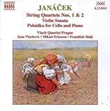 Janácek: String Quartets Nos. 1 & 2