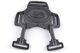 Baby 5 Point Belt Lock Clip Stroller Safe Harness Strap Buckle