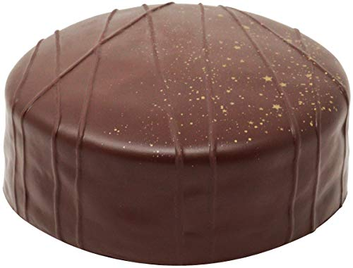 iBLOOM quotSlow Risingquot Squishy Collection Sacher Torte Jumbo Size Chocolate Cake Scented Squishy Kids Cute Adorable Doll Stress Relief Toy Decorative Props Dark Chocolate Brown