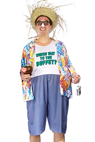 Tacky Traveler Tourist Costume