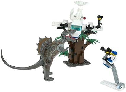 Lego Spinosaurus 1371 Jurassic Park III Figure Dinosaur Authentic