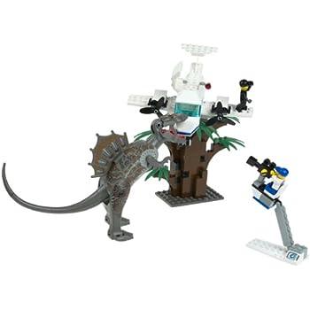 Lego studios set 1371 spinosaurus attack - Lego spinosaurus ...