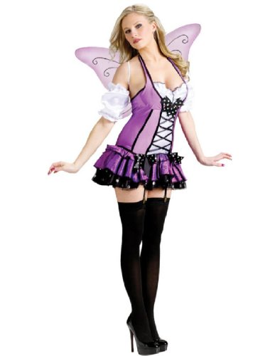Womens Lilac Fairy Costumes (Lilac Fairy Adult Costume - X-Small)