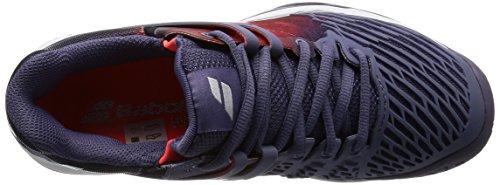 Babolat , Chaussures spécial tennis pour femme violet/rose