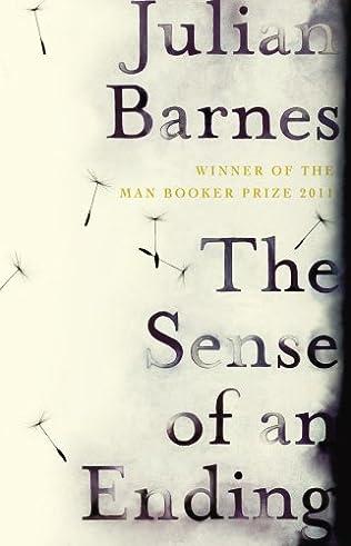 book cover of The Sense of an Ending