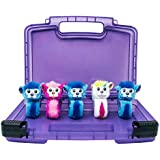Life Made Better Carrying Case for Wristband Toys, Compatible with Live Little Wrapples. This Box is Not Created by Live Little Wrapples, Purple