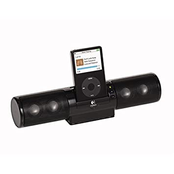 logitech portable speakers. logitech mm32 portable speaker system for pod and other mp3 players(black) speakers 3