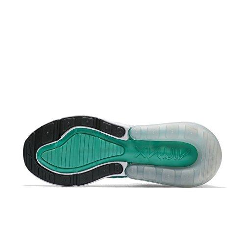Femme Blanc Basket Nike Flyknit Ah68003 Vert Max W Air 270 300 RTqFw5q