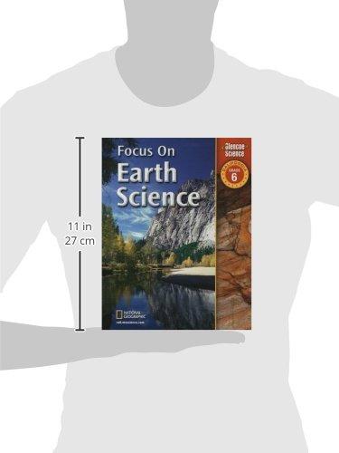 Focus on Earth Science California, Grade 6 (Glencoe Science)