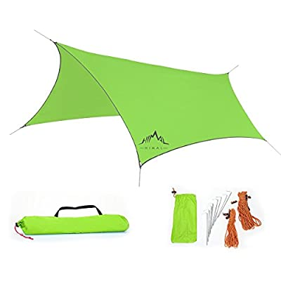 [Camping Essential] Himal 3m*2.95m Waterproof Sunshade Tent Rain Fly Tent Tarp