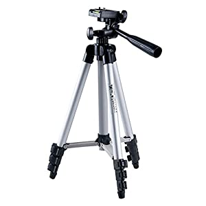 BD Aluminium Alloy Lightweight Camera Camcorder Tripod for Canon Nikon Sony Fuji Pentax Sigma