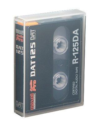 MAXELL 182114 Audio, DAT-4mm, 125 min, R-125DA