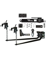 RV PRO 1000LBS COMPLETE ROUND BAR WEIGHT DISTRIBUTION HITCH