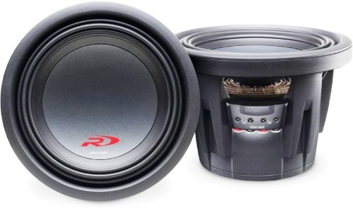 Alpine 15-Inch Dual Voice Coil Subwoofer (Alpine Subwoofer Inch 15)