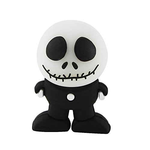 CHUYI High Speed Novelty Mini Doll Skeleton Shape 32GB USB 2.0 Flash Drive Pendrive Cartoon Memory Stick Cool Thumb Drive Data Storage U Disk Cute Pen - Cartoons Cool