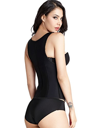Plus Size Waist Trainer Vest for Weight Loss Women ...