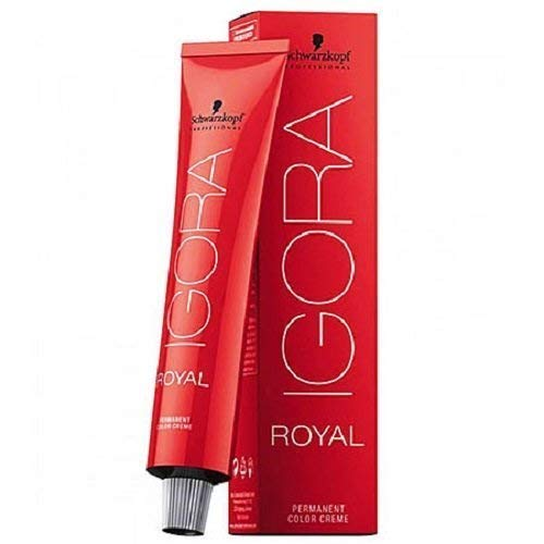 Schwarzkopf IGORA ROYAL Permanent Color Creme (8-0 Light Blonde)
