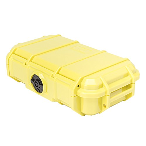 Price comparison product image Seahorse 56 Micro Case,  Yellow (SE56,  YL)