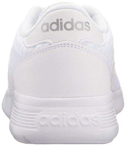 Adidas argent Blanc W Racer Sport Femme Mat De Lite Chaussures rqrfaBF