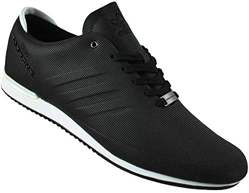 Adidas Porsche Type 64 Sport Trainers Originals Trefoil Men's Shoes Sneaker BlackWhite