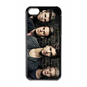iPhone 5c Cell Phone Case Black Lawson B5A2I