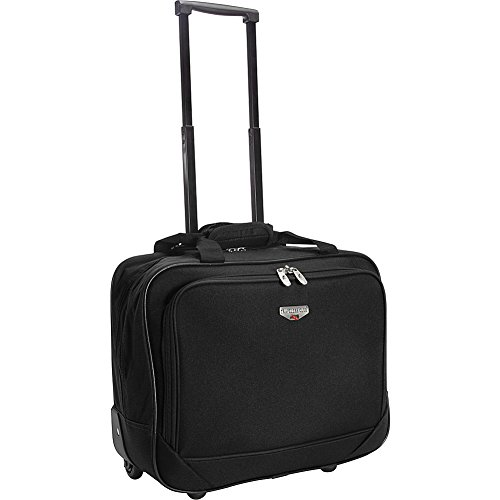 travelers-club-luggage-17-single-section-rolling-briefcase-black