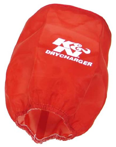 K&N RX-4730DR Red Drycharger Filter Wrap - For Your K&N RU-4730 Filter K&N Engineering