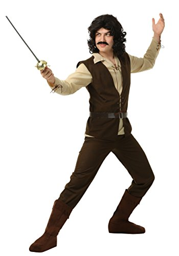Costumes Bride The Halloween Princess (Fun Costumes Mens Princess Bride Inigo Montoya Costume)