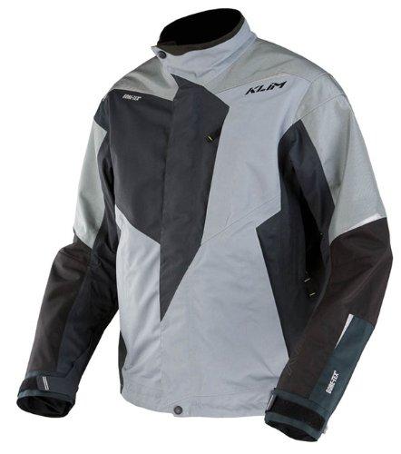 Klim Traverse Motorcycle Jacket - Gray, XX-Large ()